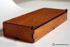 Simple Box - Long Leaf Pine