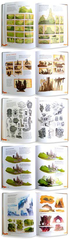 21+draw+illustrators+guidebook+review+lorenzo+etherington+6.jpg (383×1318)