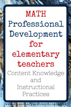 Professional Development and Parent Ed Services - the elementary math consultant - Real Time - Diet, Exercise, Fitness, Finance You for Healthy articles ideas Math Activities, Teaching Resources, Math Games, Creative Teaching, Teaching Math, Common Core Math Standards, Math Practices, Math Workshop, Math Lessons