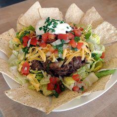 Carne Asada Taco Salad