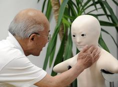 Could our future nurses and caregivers be robots?