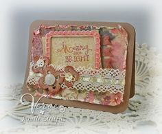 Verve Christmas by dizzymommie - Cards and Paper Crafts at Splitcoaststampers