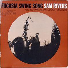 jazz blue note sam rivers ron carter tony williams jaki byard