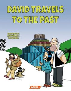 Books for Books : David Travels to the Past
