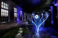 Light Painting Artist Hannu Huhtamo   Light Painting Photography