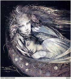 1986-Selene by Susan Seddon Boulet