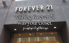 wishing forever 21 was your closet!!!!!!