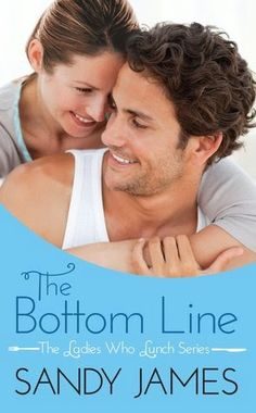 Krazy Book Lady: The Bottom Line by Sandy James - Review