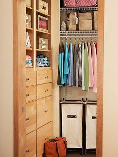 Find Space in the Closet