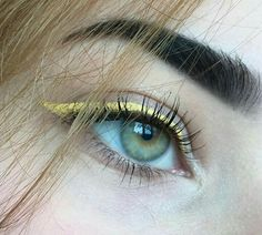 I think green eyes are the prettiest.