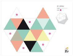 geometric ball (half)