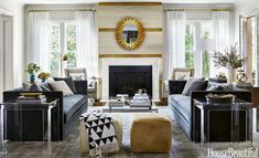 Living Room Decoration Ideas According to the home decor trends for Spring 2017 Small Living Rooms, My Living Room, Home And Living, Living Room Designs, Living Room Furniture, Living Room Decor, Rooms Home Decor, Home Decor Trends, Bedroom Decor