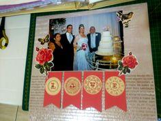 Álbum de casasamento da Iara e Cosme