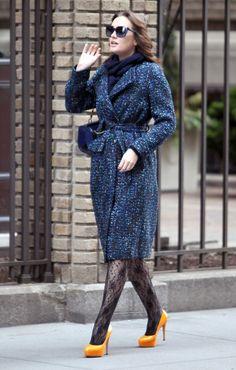 Style de Blair Waldorf : les chaussures à talons