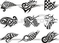 racing tattoos - Google Search