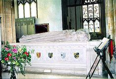 Resting place of Mary Tudor, sister of Henry VIII