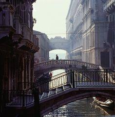 Le pont des soupirs - Venice, Italy