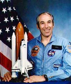 Gregory B. Jarvis (1944 - 1986)Astronaut, died in the explosion of the space shuttle Challenger