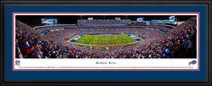 Buffalo Bills Panoramic Picture - New Era Field Panorama - Deluxe Frame $199.95