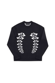 The ENTIRE Alexander Wang For H&M Collection — Right Here! #refinery29  http://www.refinery29.com/2014/10/76326/alexander-wang-hm-entire-collection-pictures#slide42  Alexander Wang for H&M Men's knit crew top, $99, available on November 6 at H&M.