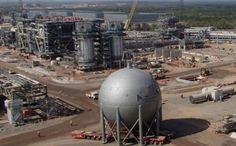 Ichthus LNG Works onshore in full swing