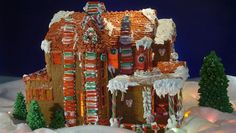 Gingerbread House Video - History of Christmas - HISTORY.com