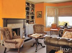 19 Ways to Decorate With Orange