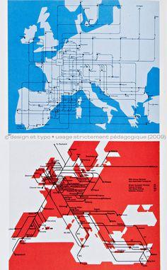 Une histoire de l'infographie (2/3)   design et typo
