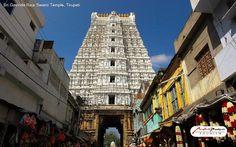 Govindaraja swamy temple, Tirupathi,Andhra Pradesh,India.