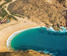 Discover the area's best spots for swimming, snorkeling, sunsets, siestas and long sandy strolls. Here are some of our favorites… Mexico Vacation Destinations, Cruise Vacation, Dream Vacations, Vacation Spots, Family Vacations, Disney Cruise, Family Travel, San Jose Del Cabo, Santa Maria Beach