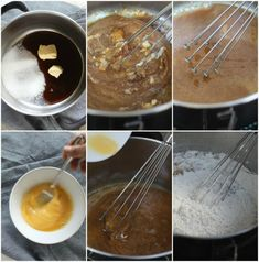 Russian Honey Cake Medovik - masam manis Russian Honey Cake, Gelatin, Asian Recipes, Telur, Cake Recipes, Jello, Easy Cake Recipes, Asian Food Recipes, Cake Tutorial