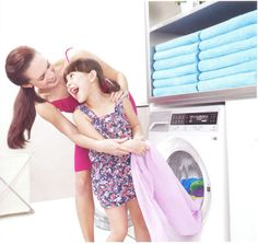 Sửa máy giặt electrolux cửa ngang