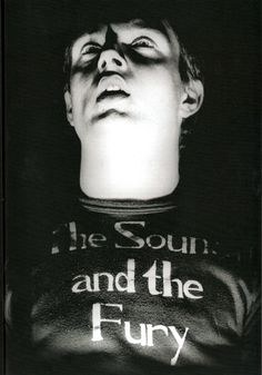 Joy Division: Ian Curtis at The Paradiso, Amsterdam, photo by Lex Van Rossen 1980