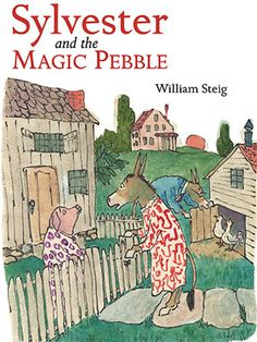 Sylvester and the Magic Pebble BANNED, I can't believe this. I loved this book...