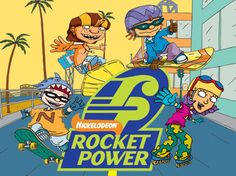 Rocket Power is @TheKidDope_'s favorite 90's cartoon. What's yours? #myfavorite90scartoon is now trending on Skylines (26-5-2012). To see more, search the hashtag on www.skylin.es.