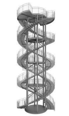 Best Sketch Model Of Staircases By Leonardo Da Vinci At 640 x 480