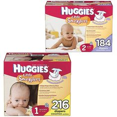 I want to use huggies diapers