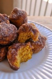 Pumpkin Poppers #pumpkin recipes