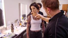 Go behind the scenes with Jaimie Alexander, Sullivan Stapleton and the show's creators to deconstruct Jane Doe's tattoos - and the seven-and-a-half hour process of applying them! And watch Blindspot, premiering Monday, Sept 21 at 10/9c on @nbctv.