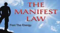 THE MANIFEST LAW REVIEW Manifest Money With The Law of Attraction