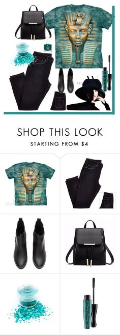 """""""Untitled #388"""" by jasminka-m ❤ liked on Polyvore featuring MAC Cosmetics"""