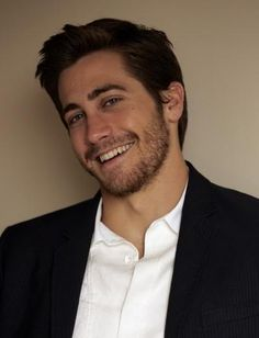 Jake Gyllenhaal What a Sweet MAN :):) What a Smile and yes you can have anything you want :):):)