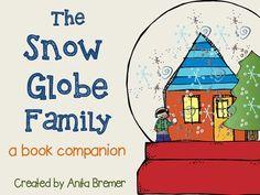 FREEBIE: The Snow Globe Family mini book companion