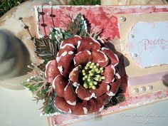 Anna Fearer using scraptastical Kreatios Elegant Florals