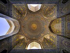 emam mosque , isfahan , iran
