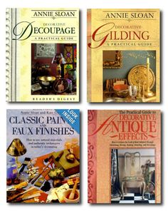 http://paintedfurnitureonline.com/archives/18-of-the-best-annie-sloan-painted-furniture-books