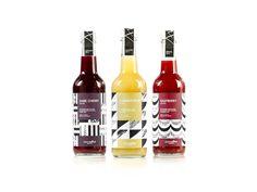 alain milliat nectar labels - Aaron Garza Design
