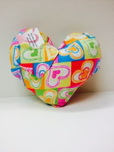 I love the idea of giving these instead of the usual chocolate.  #PrayerPillows