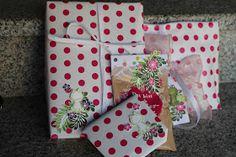 SU love you lots sommerliche Geschenkverpackung mit Flamingo