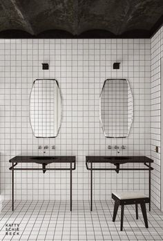 Design Trends: Tips and Tricks For Going Geometric With Tile | Fireclay Tile Design and Inspiration Blog | Fireclay Tile
